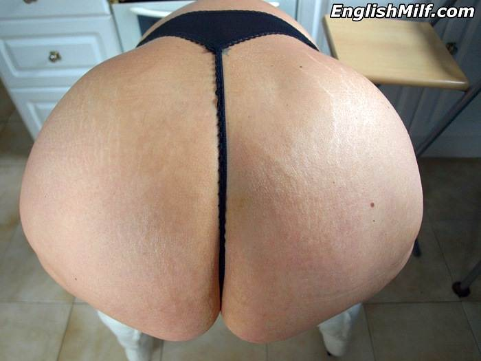 Big Ass In Thong 34