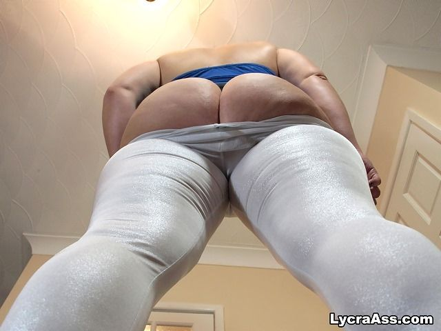 Big spandex ass that would